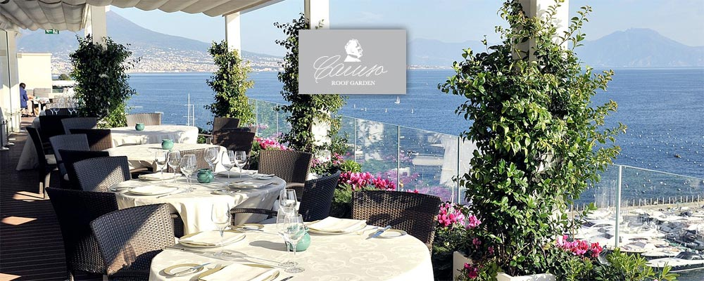 The Caruso Roof Garden Prestige Hotels Group